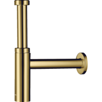Сифон для раковины hansgrohe, золото 52105990