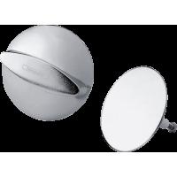Внешняя часть набора для слива и перелива hansgrohe Flexaplus 58185000 хром