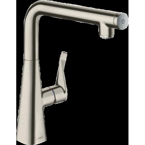 фото - Змішувач hansgrohe Metris Select для кухонної мийки 14847800