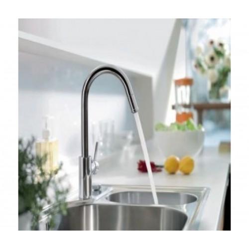 фото - Змішувач hansgrohe Talis S2 Variarc для кухонної мийки 14872000