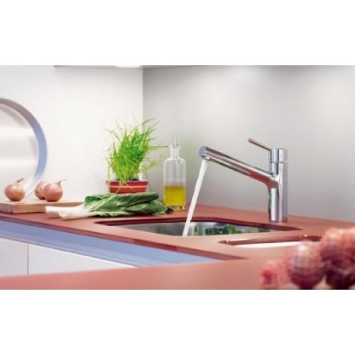 фото - Смеситель hansgrohe Talis S для кухонной мойки 32851000