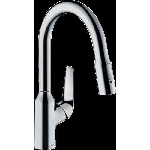 фото - Змішувач hansgrohe Focus M42 для кухонної мийки 71801000