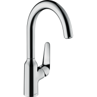 Смеситель hansgrohe Focus M42 для кухонной мойки 71802000