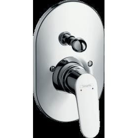 Смеситель hansgrohe Focus для ванны и душа 31947000