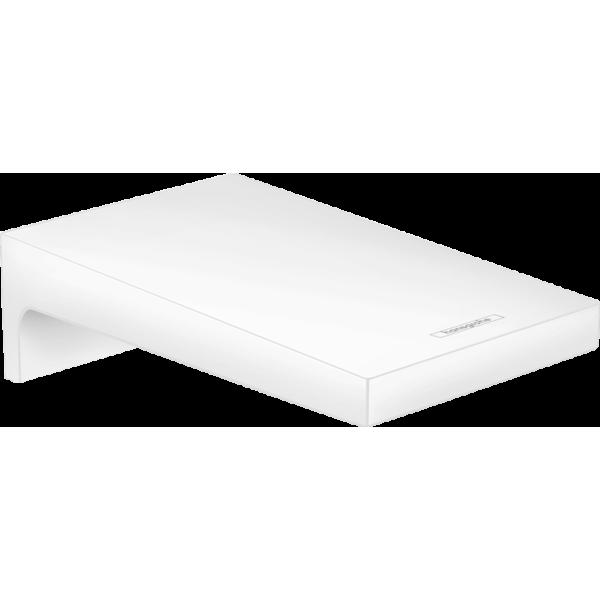фото - Излив hansgrohe Metropol для ванны, белый матовый 32543700