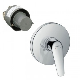 Смеситель hansgrohe Novus для ванны и душа 71068000