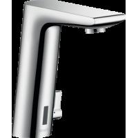 Смеситель hansgrohe Metris S электронный, с регулировкой температуры, питание от батареек 31100000