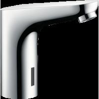 Смеситель hansgrohe Focus для раковины электронный с регулировкой температуры, хром 31172000