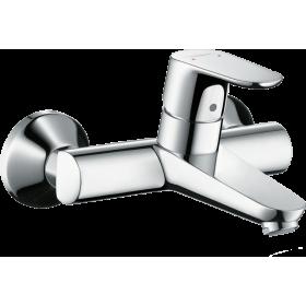 Змішувач hansgrohe Focus для раковини, настінний, хром 31923000