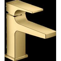 Смеситель hansgrohe Metropol для раковины с донным клапаном Push-Open 32500990