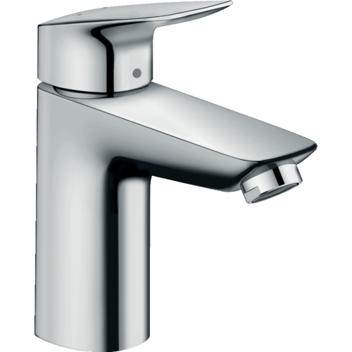 фото - Набор смесителей для ванны 3 в 1 hansgrohe Logis 1082019