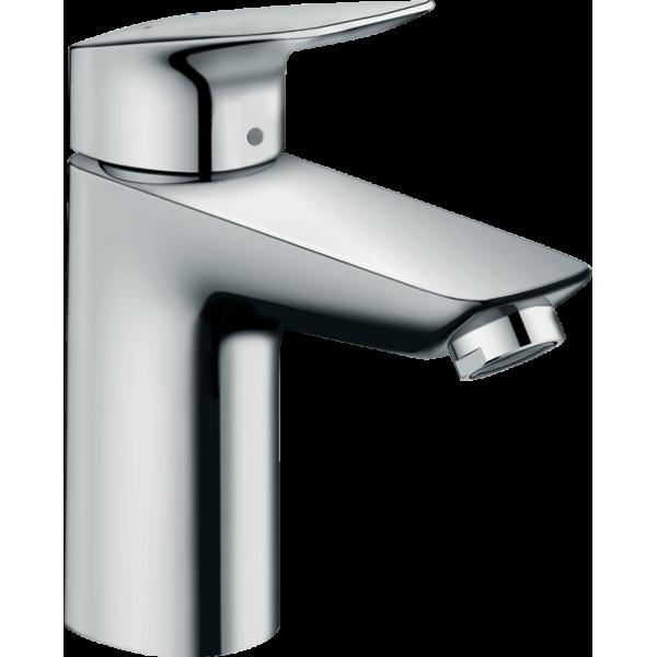 фото - Набор смесителей для ванны 4 в 1 hansgrohe Logis 71600116 (71100000, 27772000, 71600000, 13901000-2шт.)
