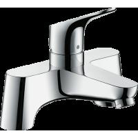 Смеситель hansgrohe Focus с  2 отверстиями, для ванны 31523000