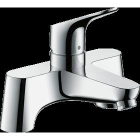 Змішувач hansgrohe  Focus с 2 отворами, для ванни 31523000