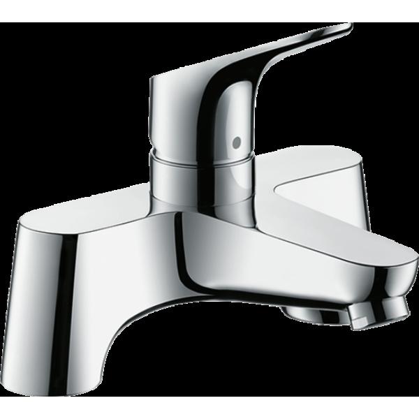 фото - Смеситель hansgrohe Focus с  2 отверстиями, для ванны 31523000