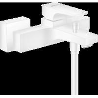 Смеситель hansgrohe Metropol для ванны, белый матовый 32540700