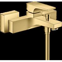 Смеситель hansgrohe Metropol для ванны, золото 32540990