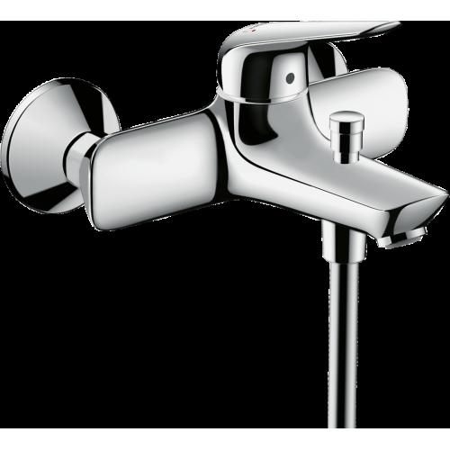 фото - Набор смесителей для ванны 3 в 1 hansgrohe Novus 71040112 (71030000, 71040000, 27728000)
