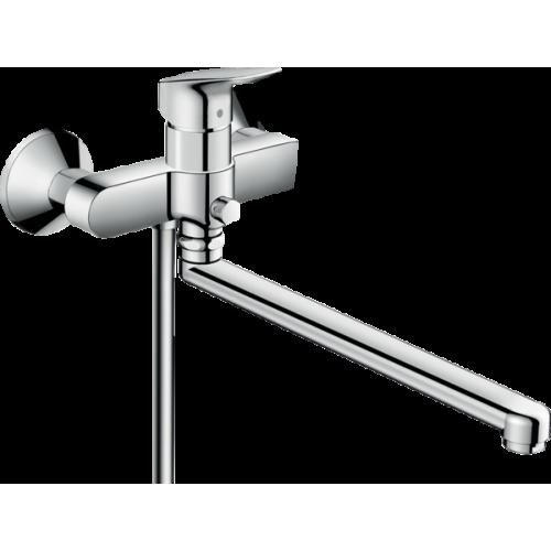 фото - Набор смесителей для ванны 2 в 1 hansgrohe Logis 1282019