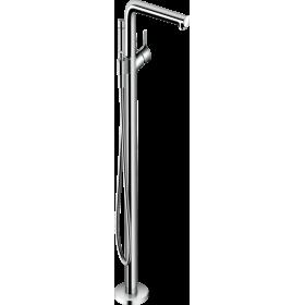 Смеситель hansgrohe Talis S для ванны, напольный, однорычажный 72412000