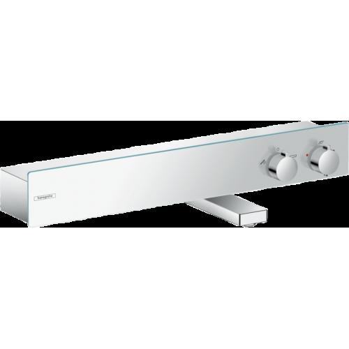фото - Термостат hansgrohe ShowerTablet 600 для ванны, хром 13109000