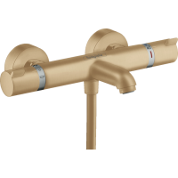 Термостат hansgrohe для ванны Ecostat Comfort, бронза матовый 13114140