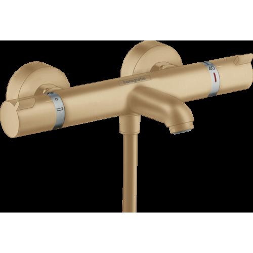 фото - Термостат hansgrohe для ванни Ecostat Comfort, бронза матовий 13114140