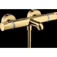 Термостат hansgrohe для ванны Ecostat Comfort, золото 13114990