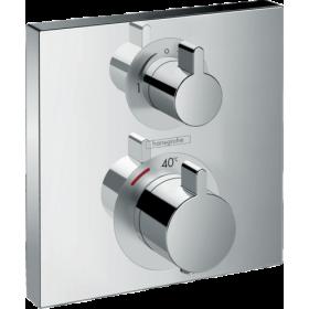 Термостат hansgrohe Ecostat Square для 2 потребителей 15714000