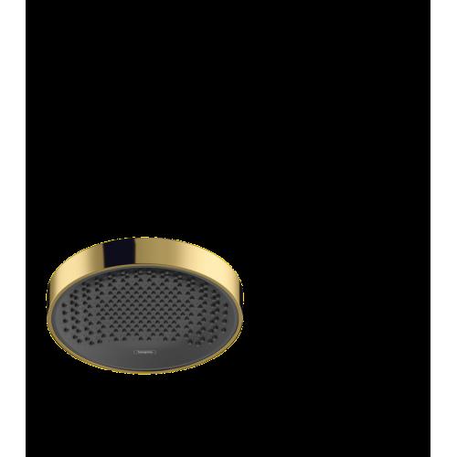 фото - Верхний душ hansgrohe Rainfinity 250 1jet EcoSmart 26229990 золото