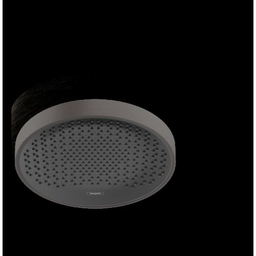 фото - Верхний душ hansgrohe Rainfinity 360 1jet 26231340 черный матовый хром