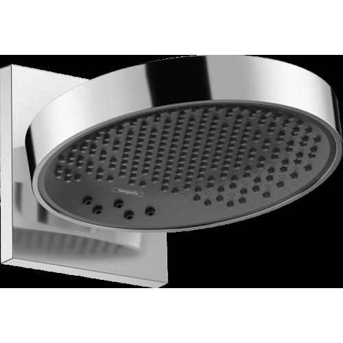 фото - Верхний душ hansgrohe Rainfinity 250 3jet с настенным соединителем 26232000