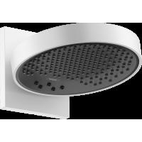 Верхний душ hansgrohe Rainfinity 250 3jet EcoSmart с настенным соединителем 26233700