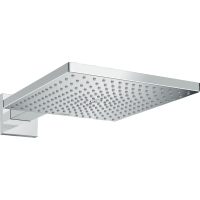 Верхний душ hansgrohe Raindance E 300 1jet EcoSmart, хром 26239000