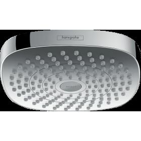 Верхний душ hansgrohe Croma Select E 180, 2jet EcoSmart 26528400