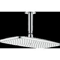 Верхний душ hansgrohe Raindance E 360 1jet EcoSmart с потолочным соединителем 26604000