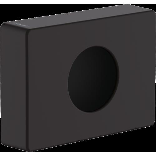 фото - Держатель для гигиенических пакетов hansgrohe AddStoris 41773670 черный матовый