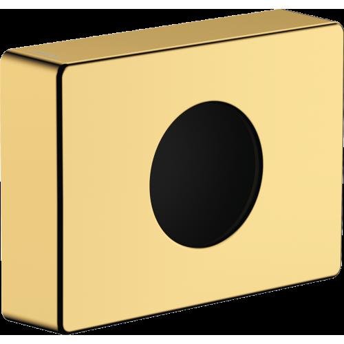 фото - Держатель для гигиенических пакетов hansgrohe AddStoris 41773990 золото