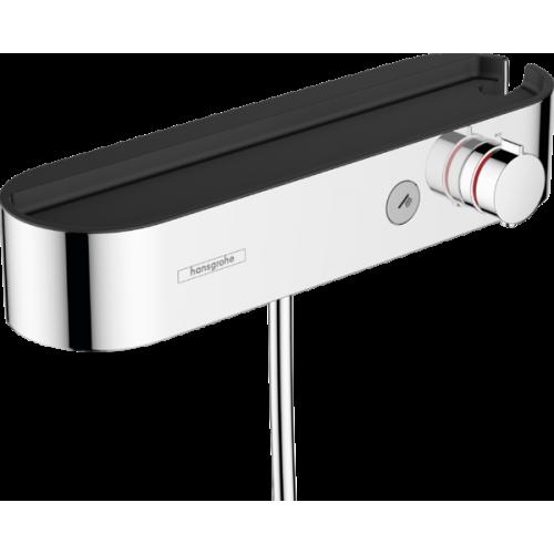 фото - Термостат hansgrohe ShowerTablet Select для душа, хром 24360000