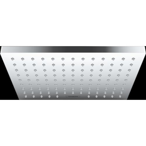фото - Верхний душ hansgrohe Vernis Shape Overhead shower 230 1jet Green 26094000 хром