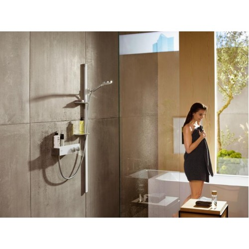 фото - Термостат hansgrohe ShowerTablet 350 для душа, хром 13102400