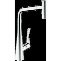 Змішувач hansgrohe Metris Select для кухонної мийки 14884000