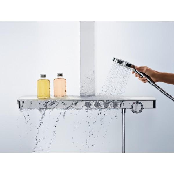 фото - Душевая система hansgrohe Rainmaker Select 460 3jet Showerpipe с термостатом 27106400