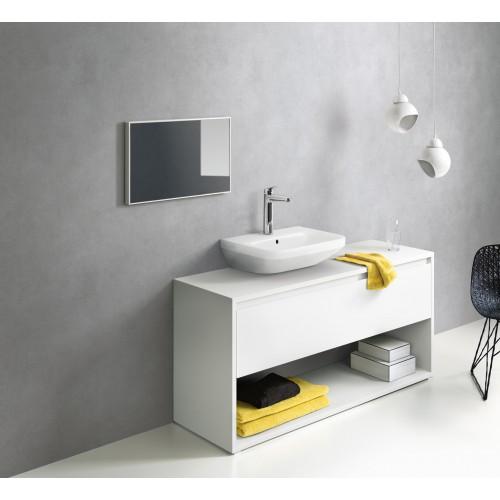 фото -  Змішувач hansgrohe Logis для раковини з високим виливом та зливним гарнітуром, хром 71090000