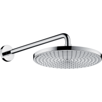 Верхний душ hansgrohe Raindance S 300 Air 1jet, хром 27492000