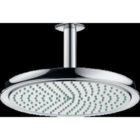 Верхний душ hansgrohe Raindance Classic AIR 240 потолочный, хром 27405000
