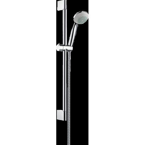 фото - Душовий набір hansgrohe Crometta 1jet/Unica Crometta 27728000