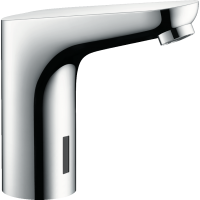 Смеситель hansgrohe Focus для раковины электронный без регулировки температуры, хром 31174000
