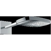 Верхній душ hansgrohe Raindance Select E 300 3jet, хром 26468000