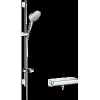 Душевой набор hansgrohe Ecostat Select/Raindance Select S 150 3jet/Combi 27037000